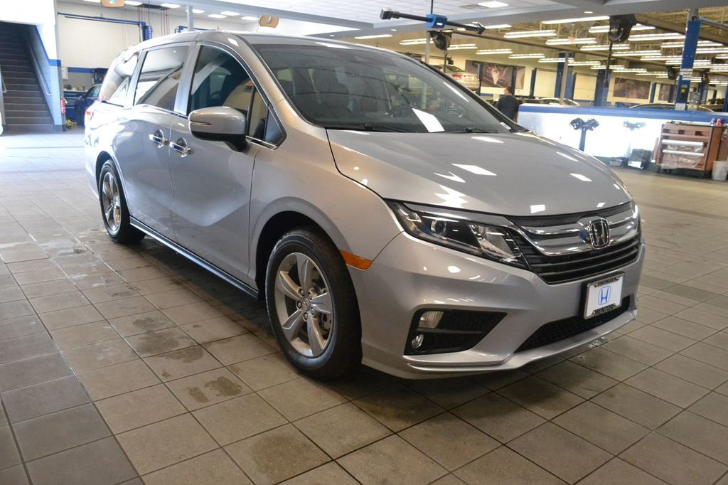 2019 New Honda Odyssey Ex L W Navi Res Automatic At Honda Of Mentor
