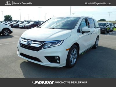 2019 Honda Odyssey EX-L w/Navi/RES Automatic Van - Click to see full-size photo viewer