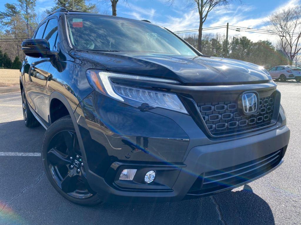 2019 Honda Passport Elite AWD - 18604998 - 1