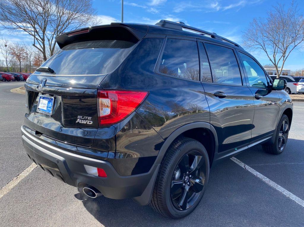 2019 Honda Passport Elite AWD - 18604998 - 4