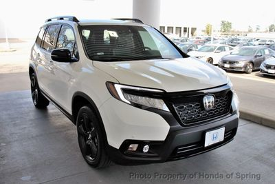2019 Honda Passport Elite AWD SUV - Click to see full-size photo viewer