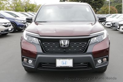 2019 Honda Passport EX-L AWD SUV - Click to see full-size photo viewer