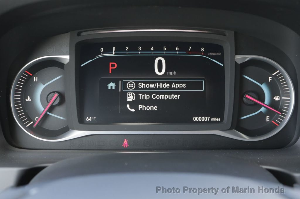 2019 Honda Passport Touring FWD - 18735856 - 20