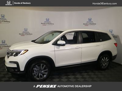 New 2019 Honda Pilot AWD EX