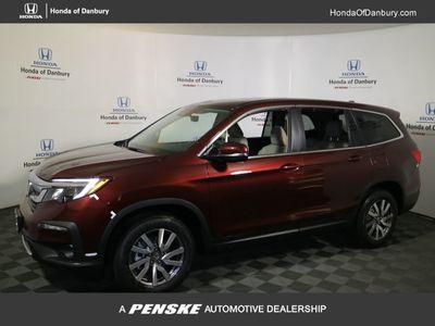 New 2019 Honda Pilot EX-L AWD SUV