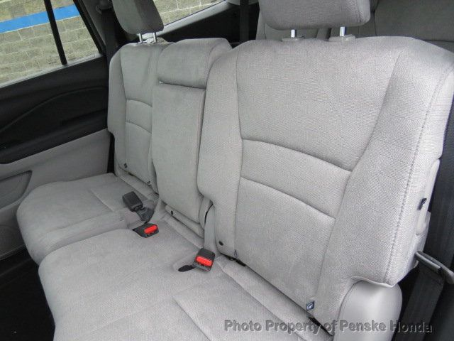 2019 Honda Pilot LX AWD - 19012824 - 13