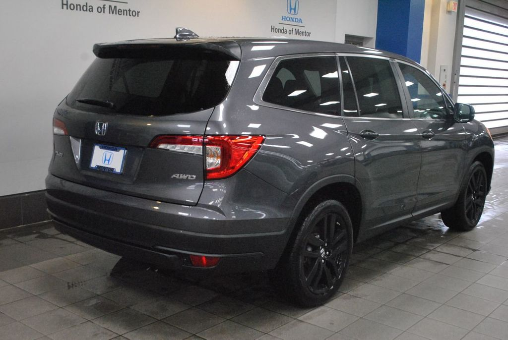 2019 Honda Pilot Lx Awd Suv Click To See Full Size Photo Viewer