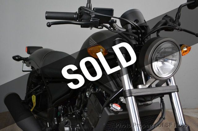 2019 Honda Rebel 300 ABS - 19269903 - 0