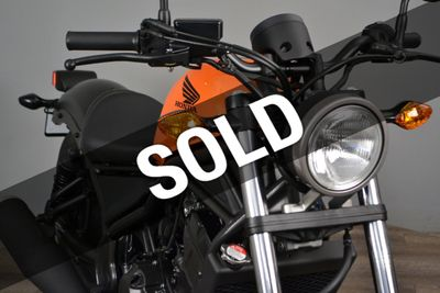 New 2019 Honda Rebel 300 ABS In Stock Now!!!