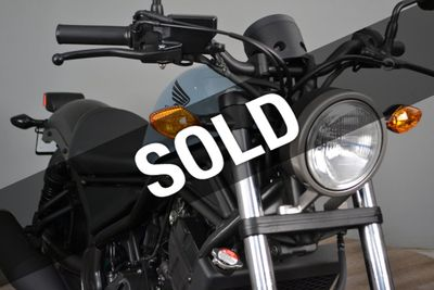 New 2019 Honda Rebel 300 CMX300 In Stock Now!