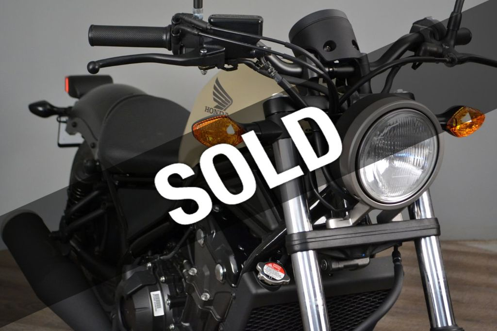 2019 Honda Rebel 500  - 18768964 - 0