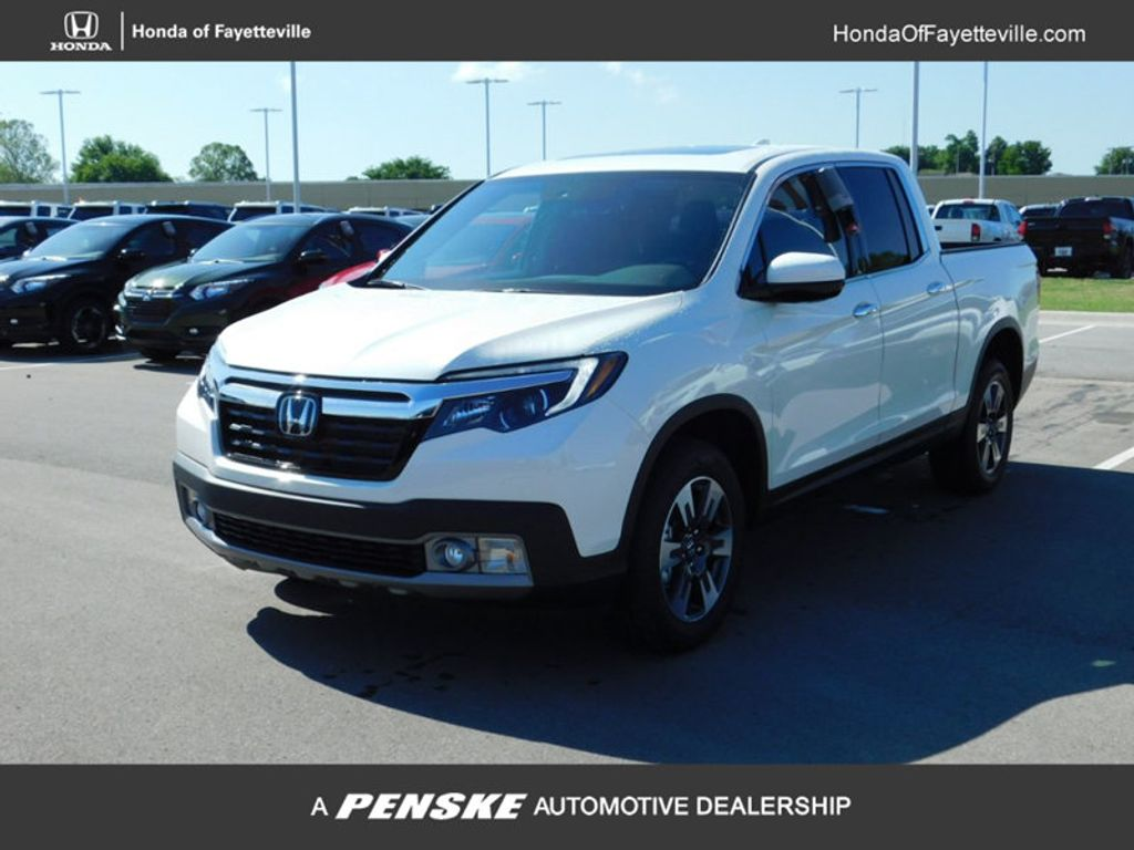 Dealer Video - 2019 Honda Ridgeline RTL-E AWD - 17665131