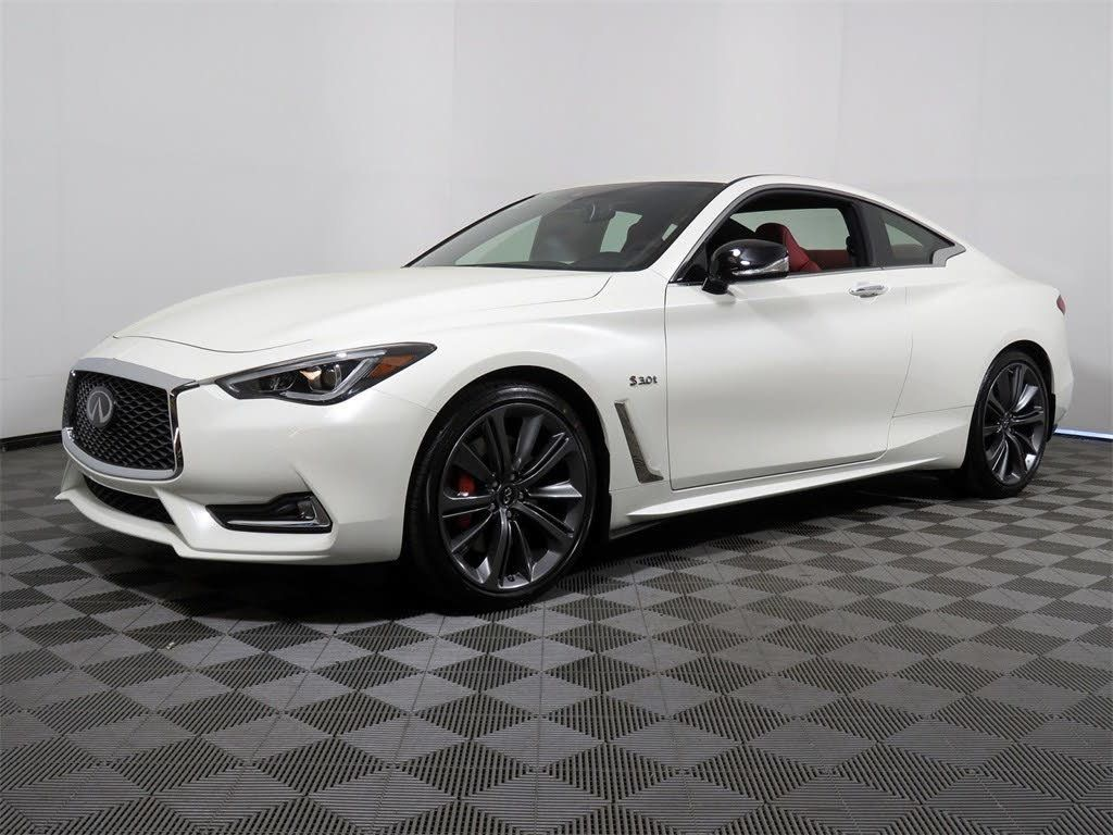 2019 INFINITI Q60 RED SPORT 400 AWD Coupe for Sale Red ...