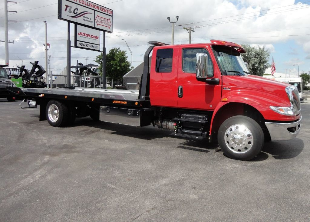 2019 International 4300 22FT JERRDAN ROLLBACK TOW TRUCK..SHARK 22SRRD6T-W-LP - 17935137 - 0