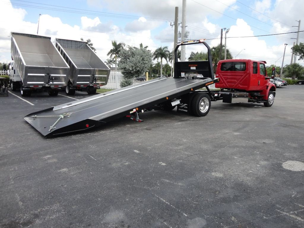 2019 International 4300 22FT JERRDAN ROLLBACK TOW TRUCK..SHARK 22SRRD6T-W-LP - 17935137 - 10