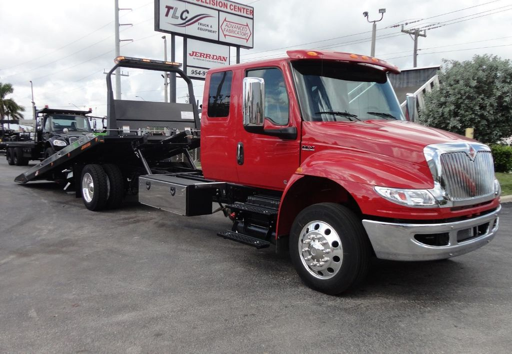 2019 International 4300 22FT JERRDAN ROLLBACK TOW TRUCK..SHARK 22SRRD6T-W-LP - 17935137 - 1