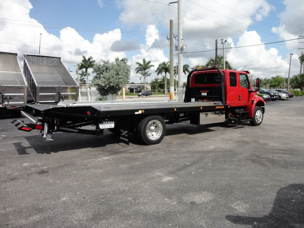 2019 International 4300 22FT JERRDAN ROLLBACK TOW TRUCK..SHARK 22SRRD6T-W-LP - 17935137 - 33