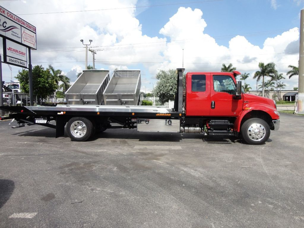 2019 International 4300 22FT JERRDAN ROLLBACK TOW TRUCK..SHARK 22SRRD6T-W-LP - 17935137 - 34