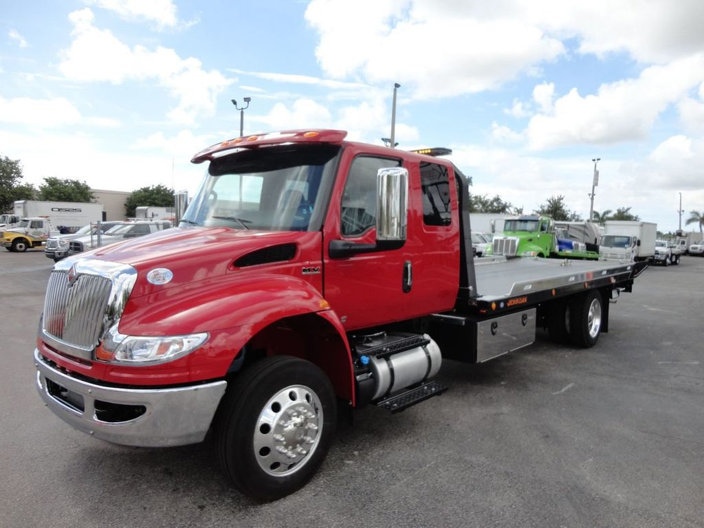 2019 International 4300 22FT JERRDAN ROLLBACK TOW TRUCK..SHARK 22SRRD6T-W-LP - 17935137 - 37