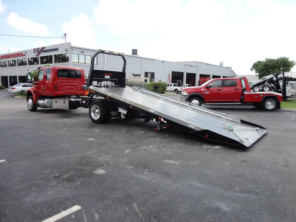 2019 International 4300 22FT JERRDAN ROLLBACK TOW TRUCK..SHARK 22SRRD6T-W-LP - 17935137 - 6