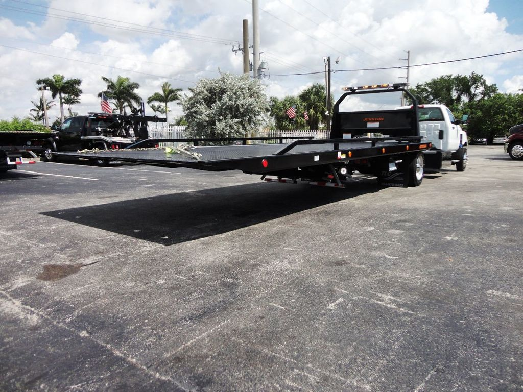 2019 International CV515 22FT JERRDAN ROLLBACK TOW TRUCK..102IN WIDE..AIR RIDE.. - 19128934 - 13