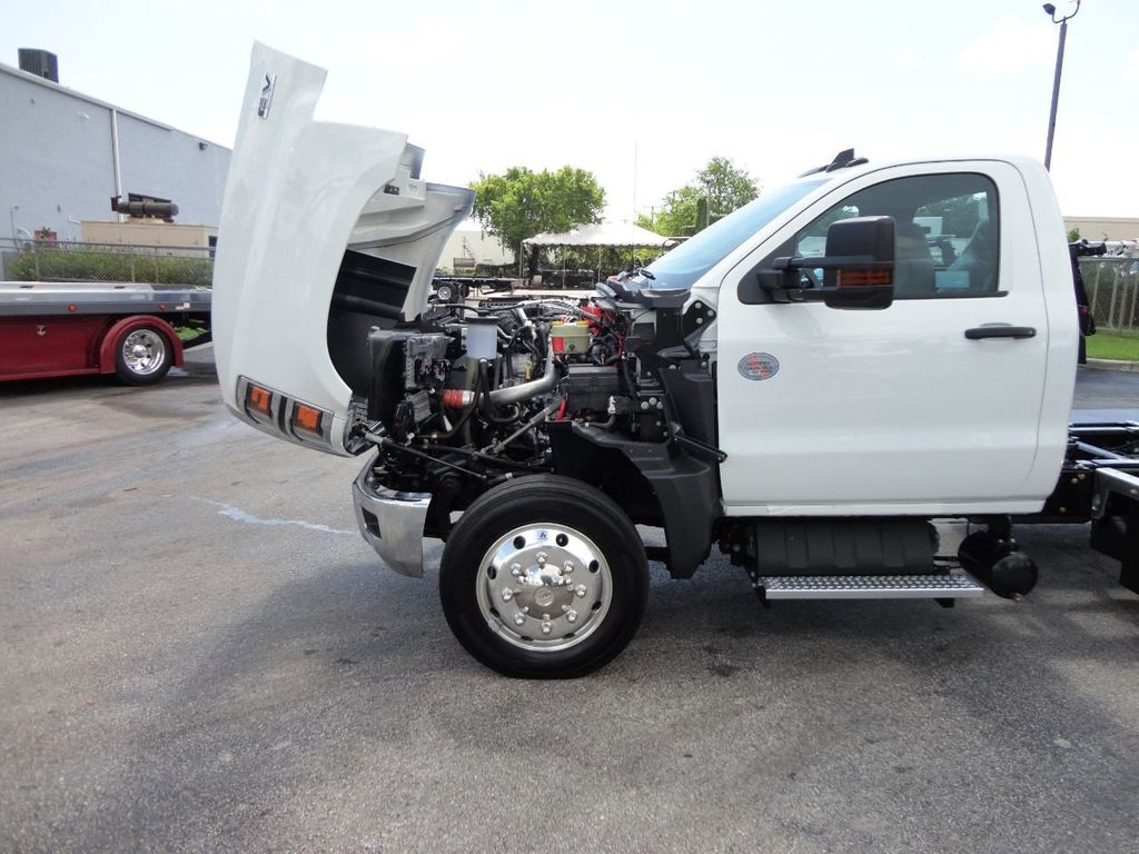 2019 International CV515 22FT JERRDAN ROLLBACK TOW TRUCK..102IN WIDE..AIR RIDE.. - 19128934 - 15