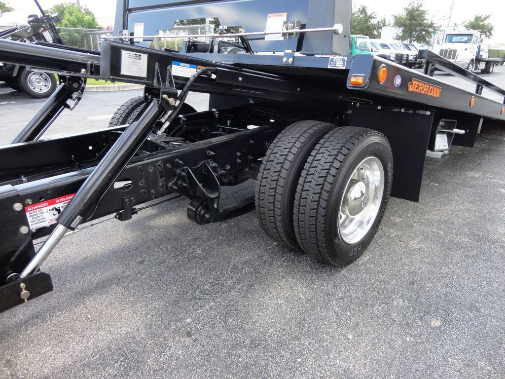 2019 International CV515 22FT JERRDAN ROLLBACK TOW TRUCK..102IN WIDE..AIR RIDE.. - 19128934 - 18