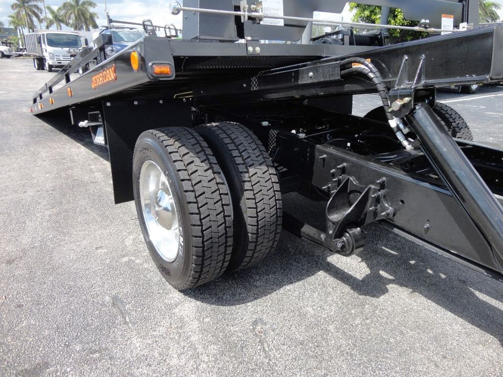 2019 International CV515 22FT JERRDAN ROLLBACK TOW TRUCK..102IN WIDE..AIR RIDE.. - 19128934 - 21