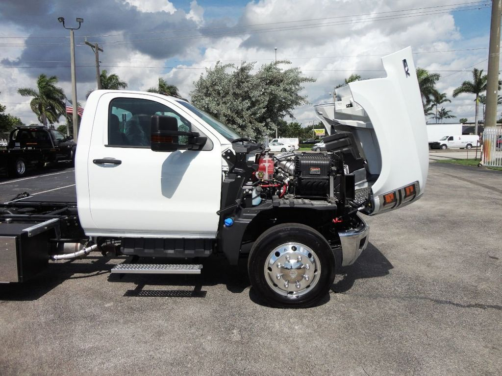 2019 International CV515 22FT JERRDAN ROLLBACK TOW TRUCK..102IN WIDE..AIR RIDE.. - 19128934 - 24