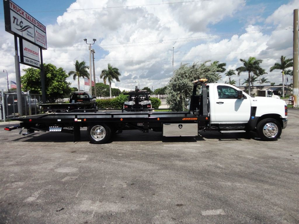 2019 International CV515 22FT JERRDAN ROLLBACK TOW TRUCK..102IN WIDE..AIR RIDE.. - 19128934 - 2