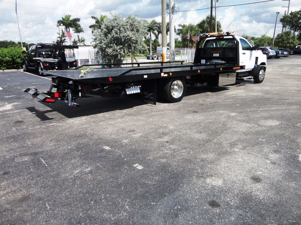2019 International CV515 22FT JERRDAN ROLLBACK TOW TRUCK..102IN WIDE..AIR RIDE.. - 19128934 - 3