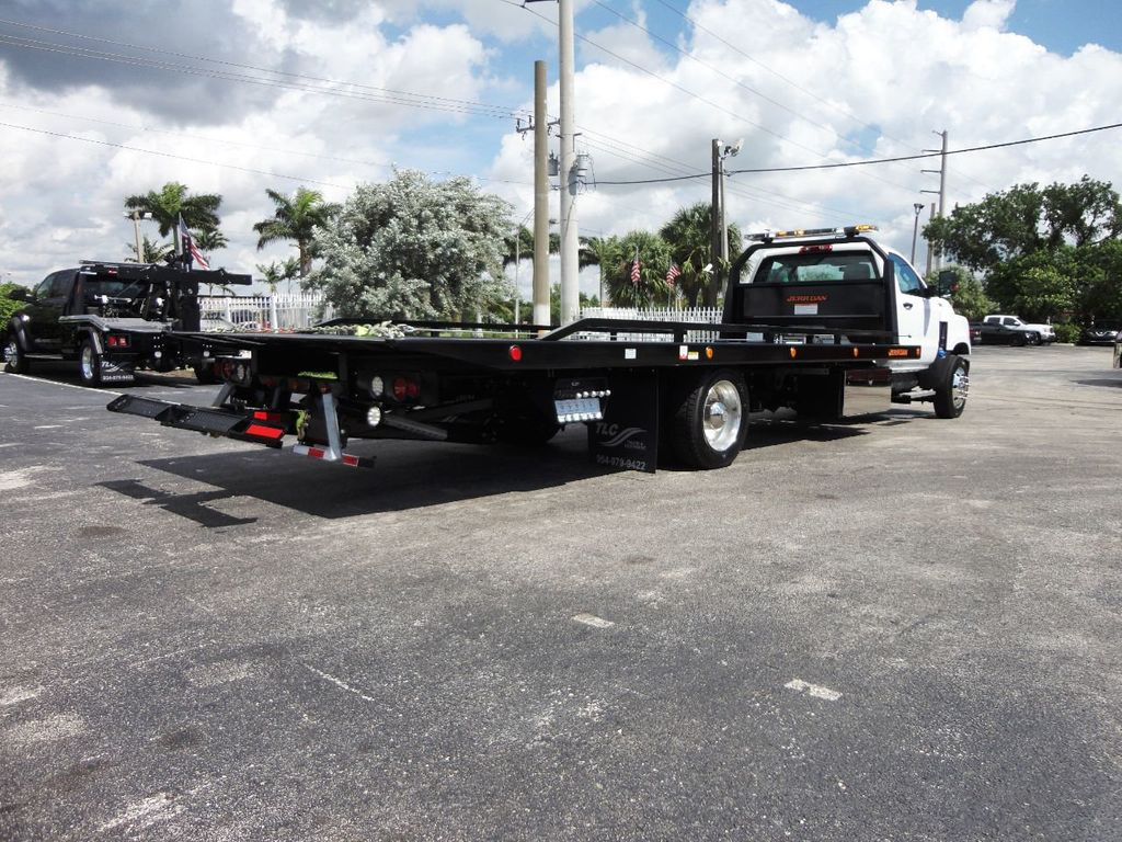 2019 International CV515 22FT JERRDAN ROLLBACK TOW TRUCK..102IN WIDE..AIR RIDE.. - 19128934 - 40