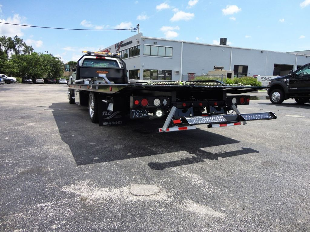 2019 International CV515 22FT JERRDAN ROLLBACK TOW TRUCK..102IN WIDE..AIR RIDE.. - 19128934 - 41