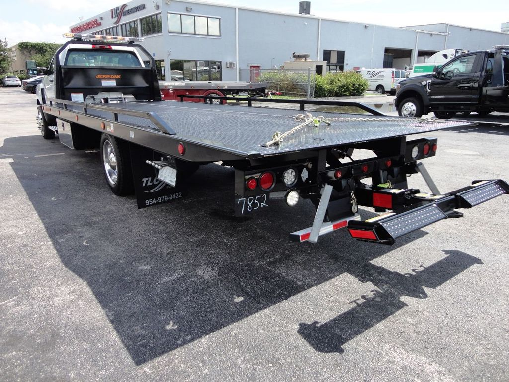 2019 International CV515 22FT JERRDAN ROLLBACK TOW TRUCK..102IN WIDE..AIR RIDE.. - 19128934 - 6