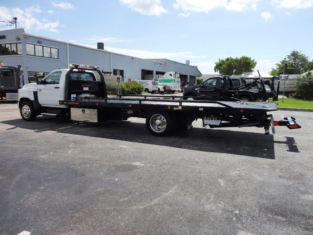2019 International CV515 22FT JERRDAN ROLLBACK TOW TRUCK..102IN WIDE..AIR RIDE.. - 19128934 - 7