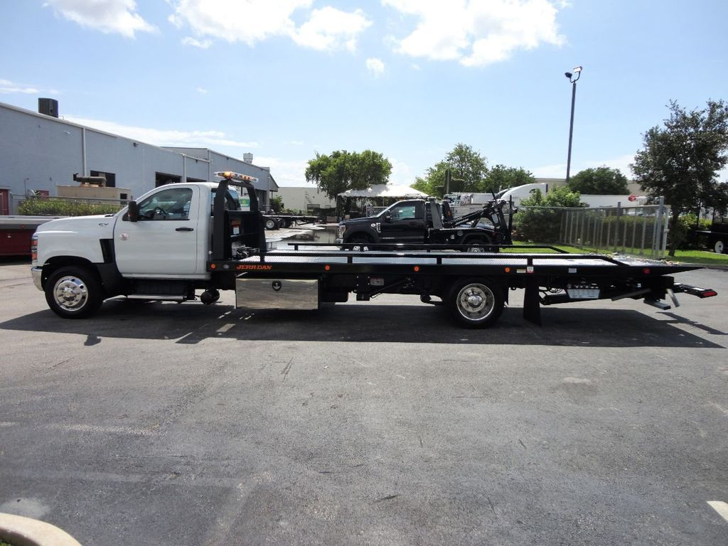 2019 International CV515 22FT JERRDAN ROLLBACK TOW TRUCK..102IN WIDE..AIR RIDE.. - 19128934 - 8