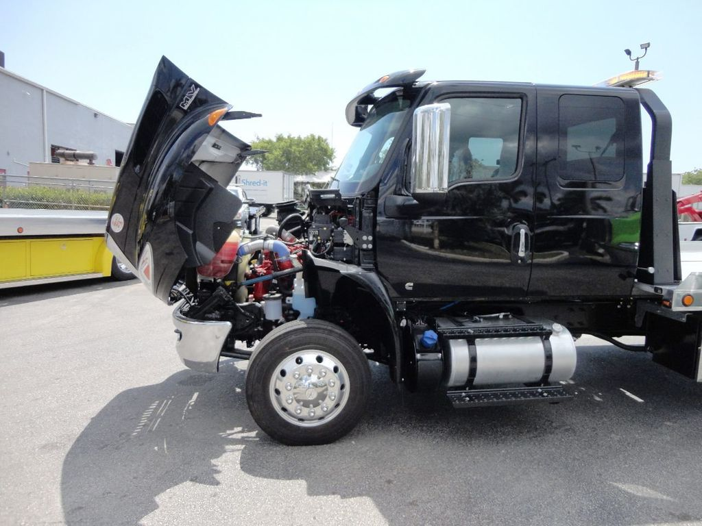2019 International MV607 22FT JERRDAN ROLLBACK TOW TRUCK..22NGAF6T-W-LP - 19003210 - 28