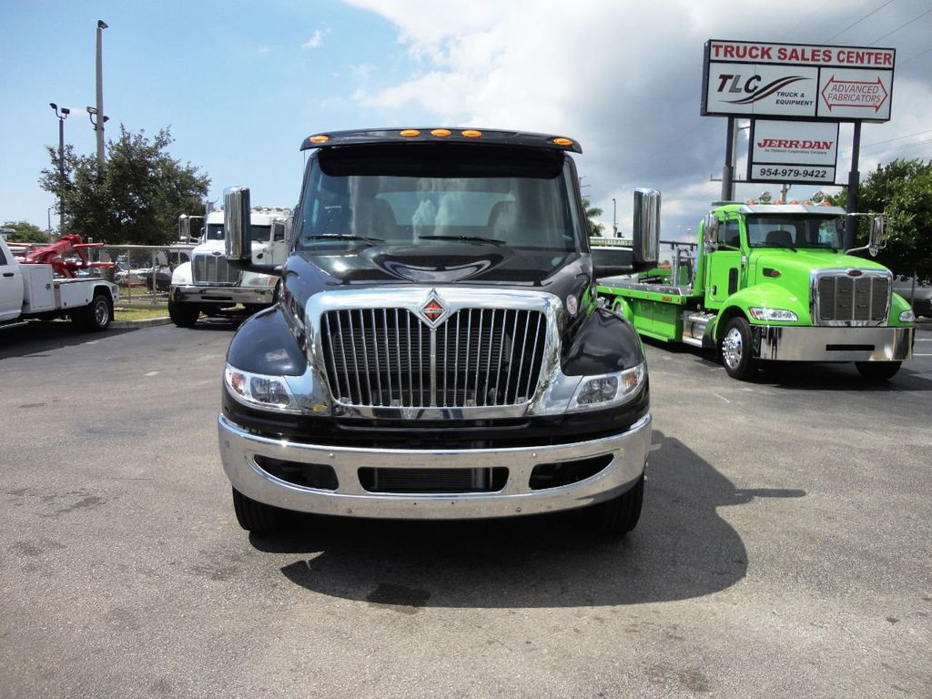 2019 International MV607 22FT JERRDAN ROLLBACK TOW TRUCK..22NGAF6T-W-LP - 19003210 - 2