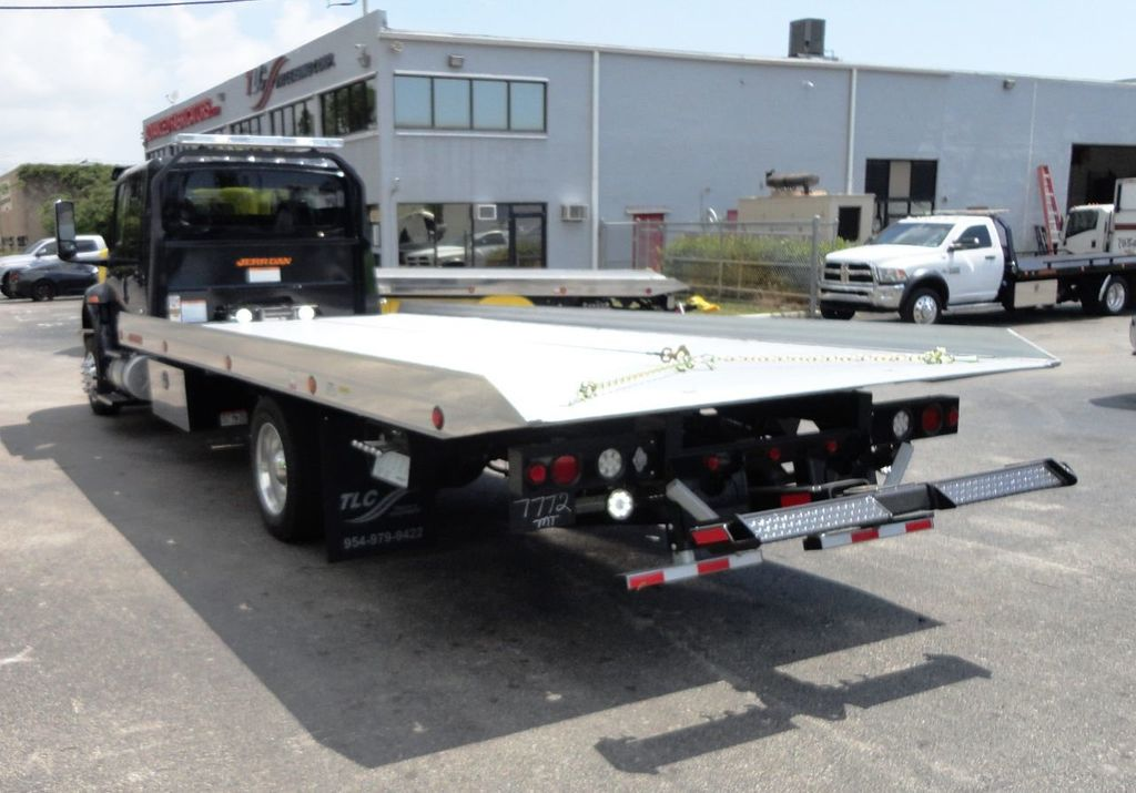 2019 International MV607 22FT JERRDAN ROLLBACK TOW TRUCK..22NGAF6T-W-LP - 19003210 - 5