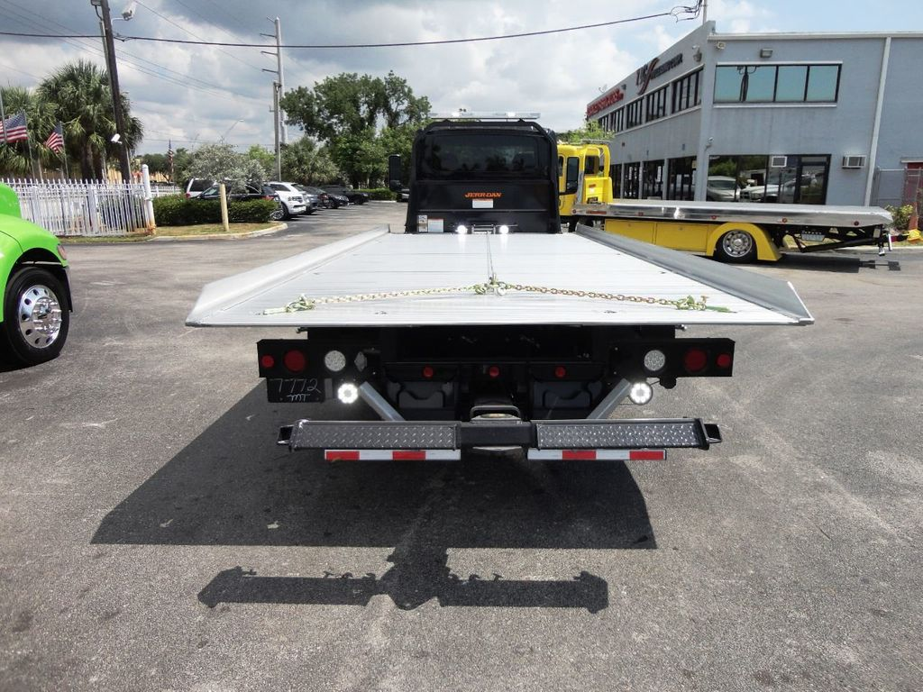 2019 International MV607 22FT JERRDAN ROLLBACK TOW TRUCK..22NGAF6T-W-LP - 19003210 - 6