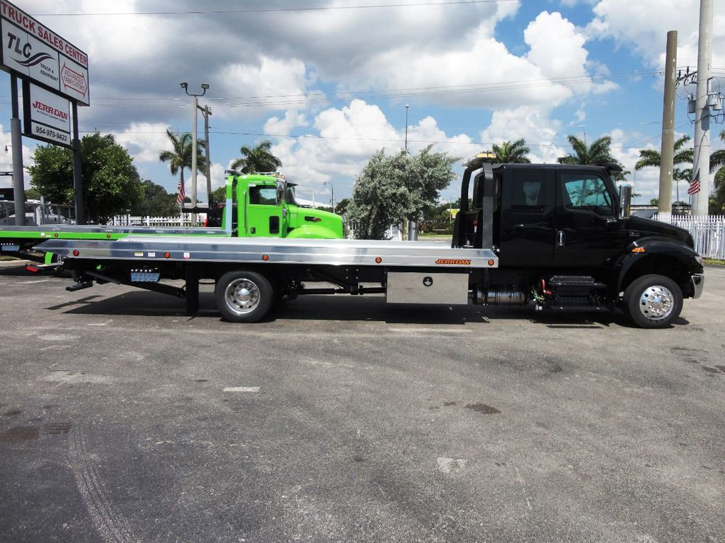 2019 International MV607 22FT JERRDAN ROLLBACK TOW TRUCK..22NGAF6T-W-LP - 19003210 - 8