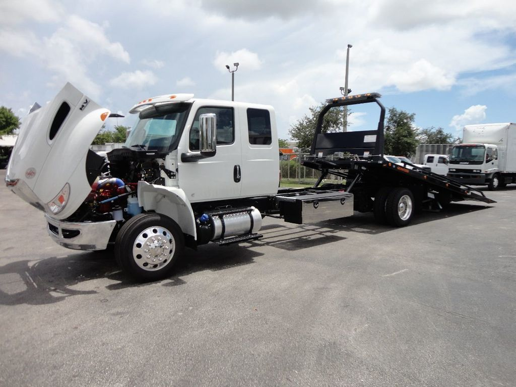 2019 International MV607 22FT JERRDAN ROLLBACK TOW TRUCK..22SRR6T-W-LP - 18008877 - 28
