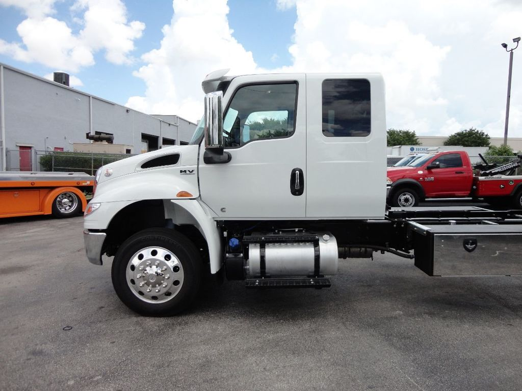2019 International MV607 22FT JERRDAN ROLLBACK TOW TRUCK..22SRR6T-W-LP - 18008877 - 2