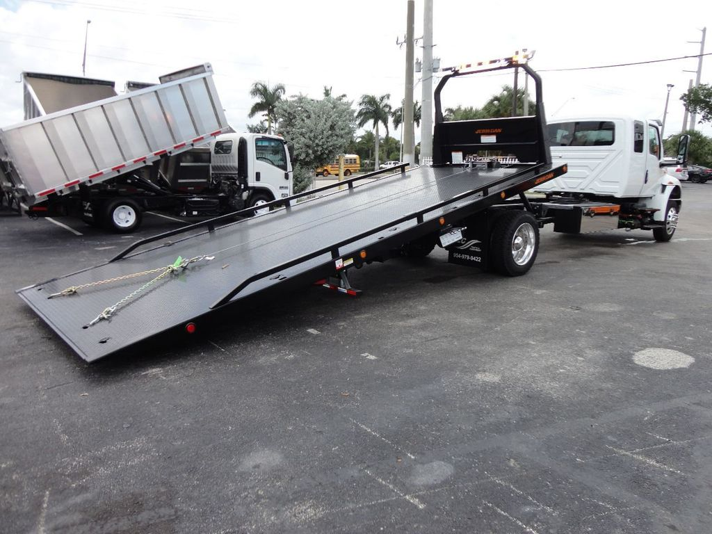 2019 International MV607 22FT JERRDAN ROLLBACK TOW TRUCK..22SRR6T-W-LP - 18008877 - 7
