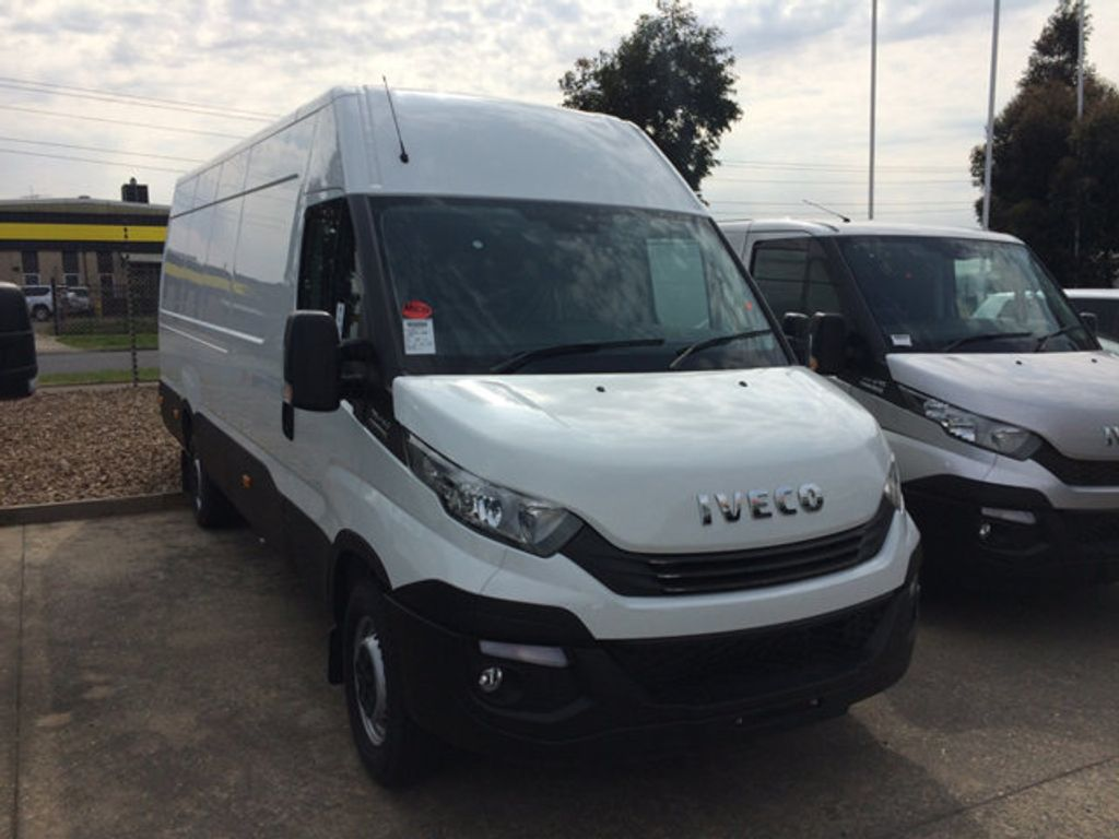 2019 Iveco DAILY 35S13 16m3 Long wheel base - 18755526 - 16