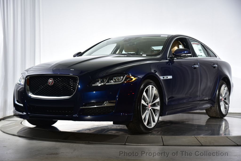 2019 New Jaguar Xj R Sport At The Collection Serving Coral Gables