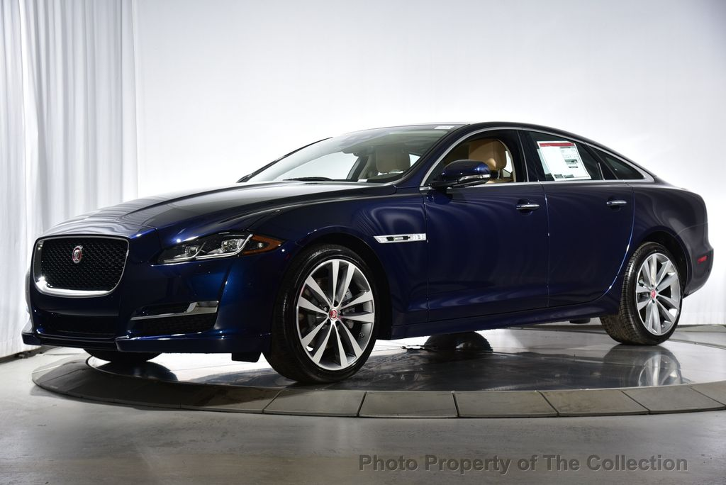 2019 New Jaguar XJ R-Sport at The Collection Serving Miami ...