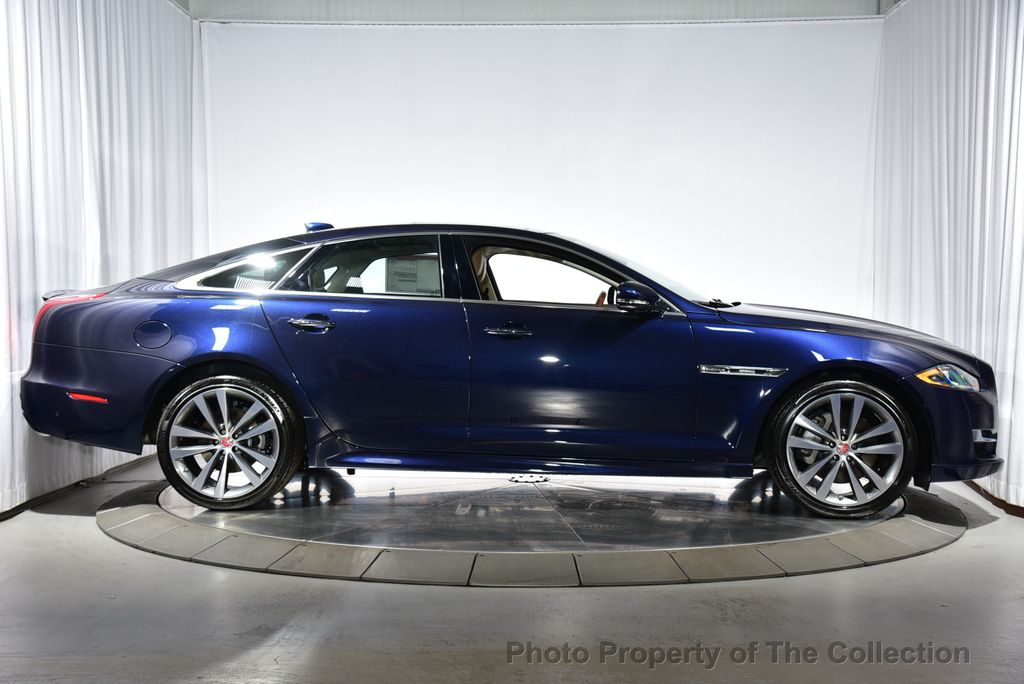 2019 New Jaguar XJ R-Sport at The Collection Serving Coral ...