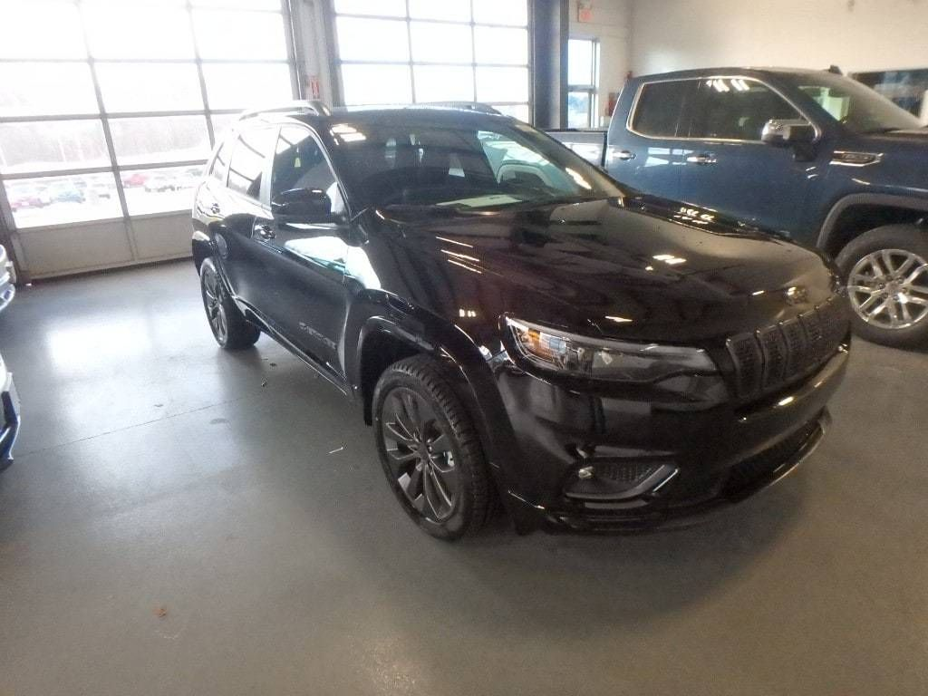 2019 Jeep Cherokee High Altitude 4x4 - 18517798 - 1