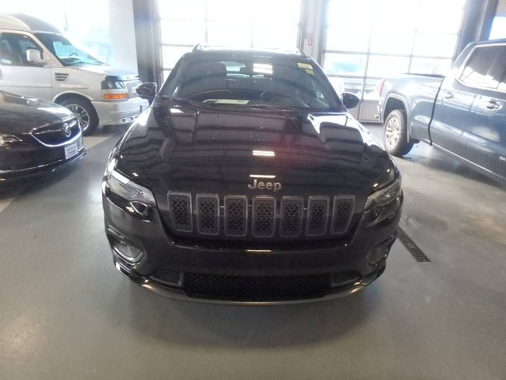 2019 Jeep Cherokee High Altitude 4x4 - 18517798 - 2